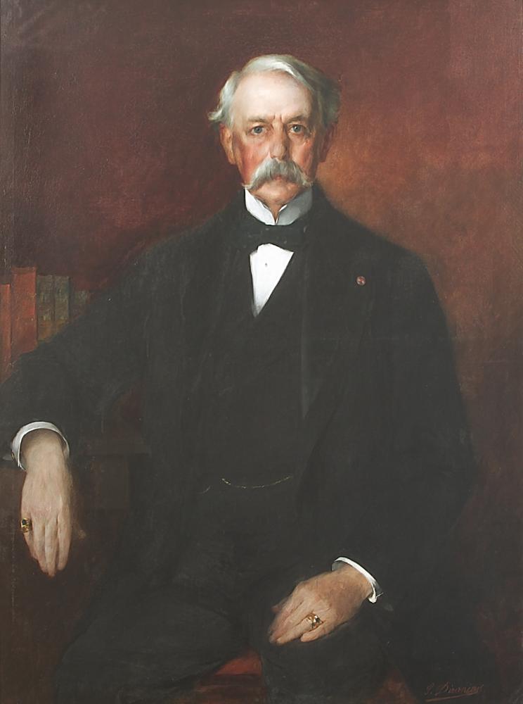 GODDARD, WILLIAM (1825 - 1907)